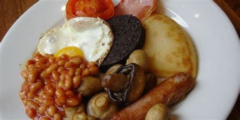 Traditional Dining Room Tables by What Is A Full Scottish Breakfast My Scottish Heart
