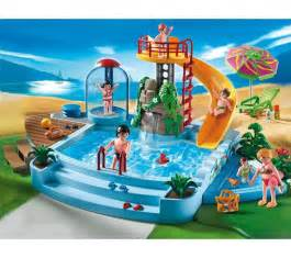 playmobile schwimmbad playmobil piscina con tobog 225 n 4858 en demartina