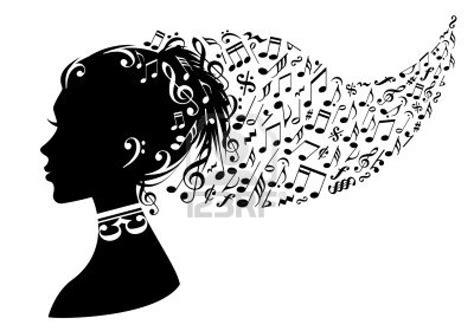 imagenes de notas musicales sin fondo pz c notas musicales