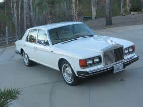 1985 Rolls Royce Silver Spur Specs 1985 Rolls Royce Silver Spirit Spur Silver Spur For