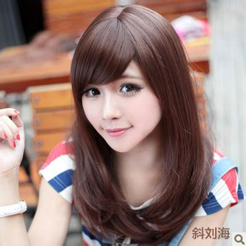 korean hairstyle for round face with bangs 1000 images about hair on pinterest korean hairstyles