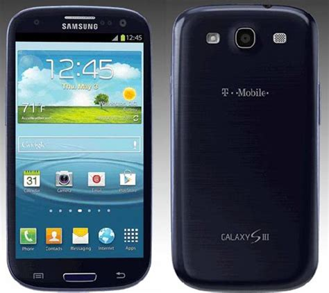 samsung mobile galaxy samsung galaxy s iii t mobile t999 specs and price