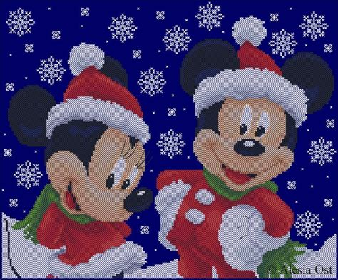 x stitch magic mickey s christmas