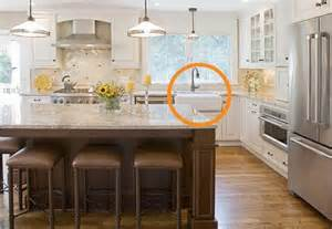 White French Country Kitchen Cabinets by Farmhouse Sink White French Country Kitchens Pinterest