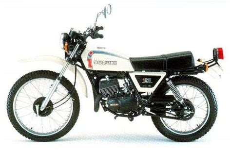Suzuki Tf 125 Suzuki Ts125 Gallery