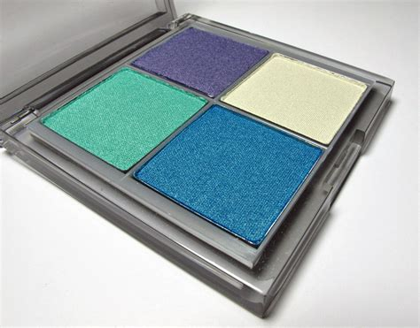 Cargo Liquid Shadow Collection by Cargo Los Angeles Eyeshadow Palette Makeup And