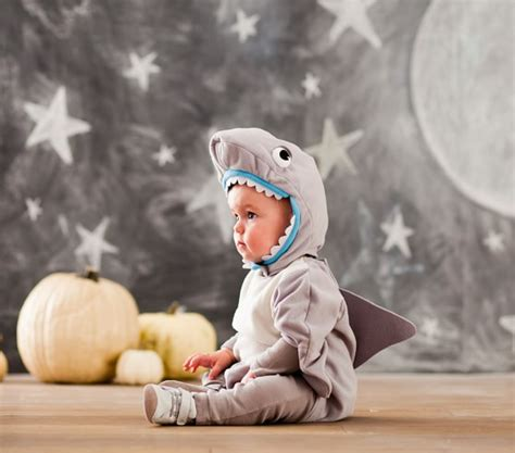 baby shark christmas baby shark costume pottery barn kids