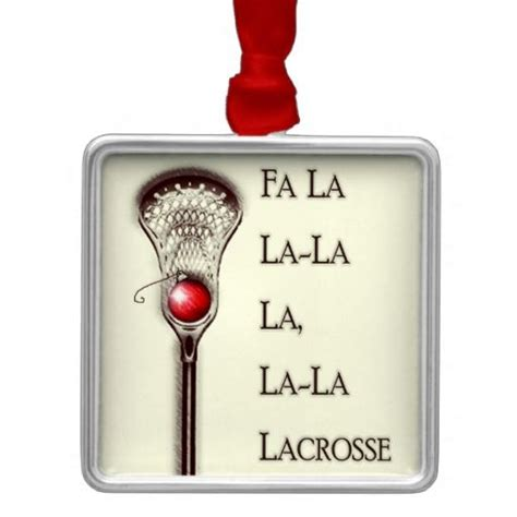 lacrosse holidays metal ornament trees christmas trees