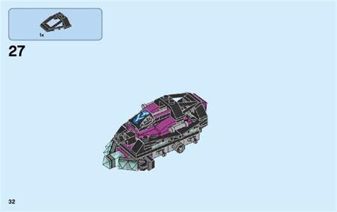 Lego 41233 Dc Lashina Tank lego lashina tank 41233 dc