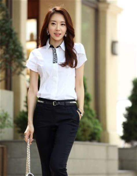 Harga Kemeja Merk Cardinal kemeja putih wanita lengan pendek jual model terbaru