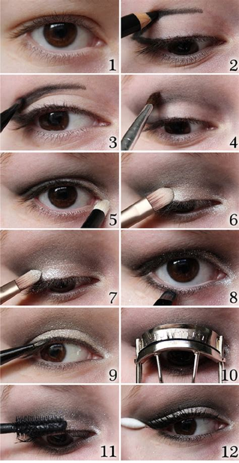 Eyeshadow Hooded eye makeup for aging hooded mugeek vidalondon