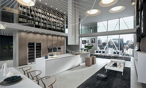 Kitchens Islands sophisticated contemporary kitchens with cutting edge design