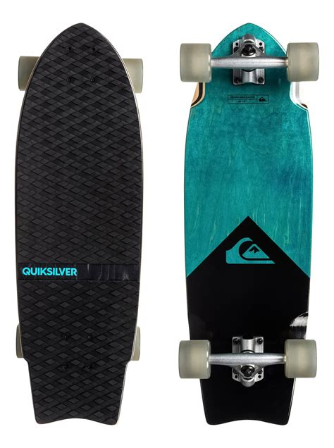 Quiksilver Skate the new wave 28 quot astro skateboard cruiser eglqslsnwa