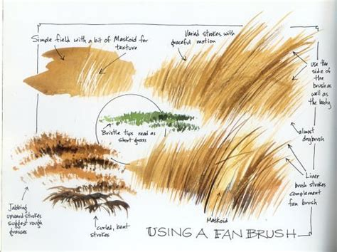 fan brush painting why i m a fan of the fan brush artist run website