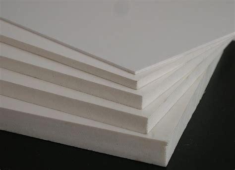 Acrylic Tebal 1 Cm jual pvc foam board ukuran 122cm x 244cm tebal 1 mm