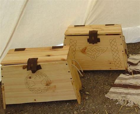 build  viking chest  illustrated