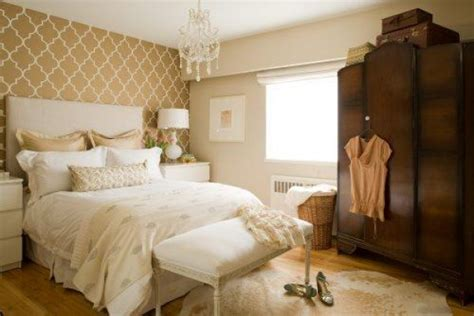 wallpaper accent wall in bedroom smartly used neutral color palettes in the bedroom the