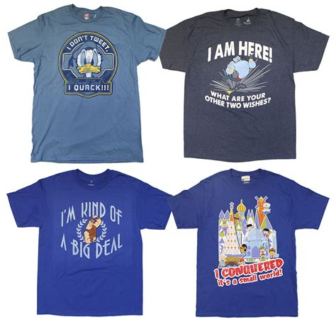 Disney Shirts Show A Humorous Disney Side With New T Shirts At