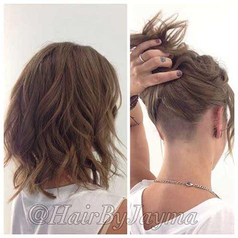 medium bob with undercut hair superb long bob haircuts for 2017 bob hairstyles 2017