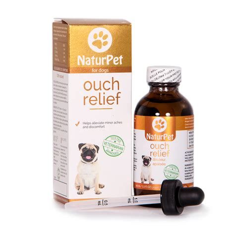 relief for dogs ouch relief for dogs formerly relief naturpet