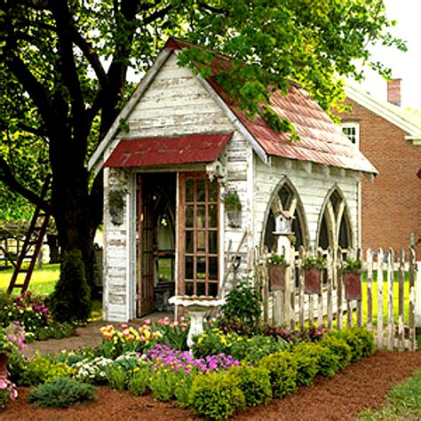 garden shed ideas photos june 2011 retreat plans