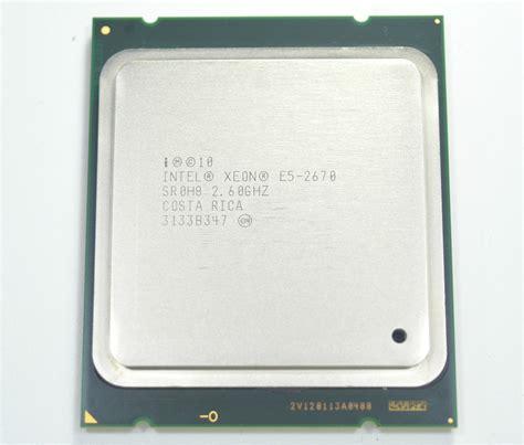 aliexpress xeon aliexpress com buy intel xeon e5 2670 processor 2 60 ghz