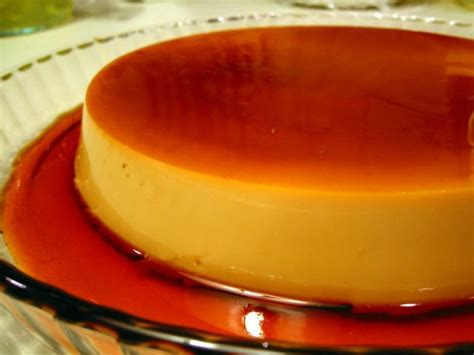 our recipes filipino leche flan recipe