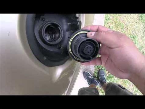 como saber si el tapón de gasolina ya no sirve youtube