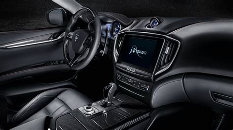 maserati jeep interior 2018 maserati ghibli gransport 4k interior wallpaper hd