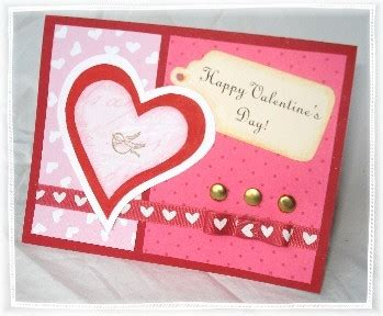valentine's day homemade card ideas | valentine traditions