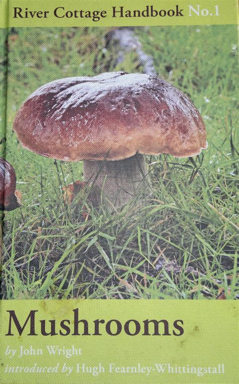 river cottage handbook review of fungi guidebooks galloway foods
