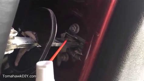 Squeaky Car Door by Easy Fix A Squeaky Difficult To Car Door