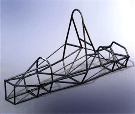 design space frame chassis automobile design chassis