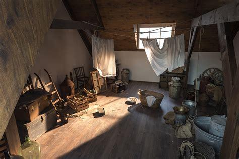 simon fujiwara reconstructs  anne frank house