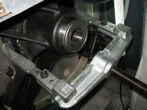 Siemens Waschmaschine Trommel Ausbauen by Miele Professional Ws5101 Lagerreparatur