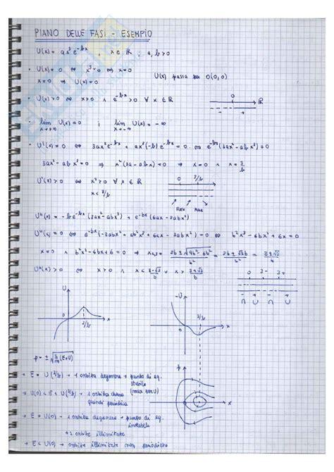 dispense meccanica razionale esercizi svolti esame esercitazione di meccanica razionale