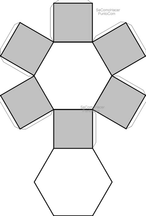 figuras geometricas en 3d para armar figuras geometricas moldes para armar imagui