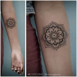 39 mandala tattoos on forearm