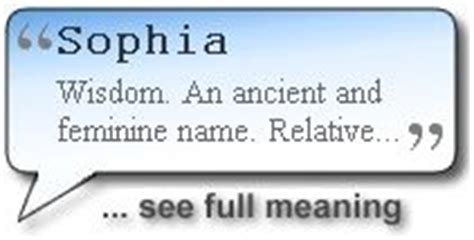 tag meaning of sophie meaning of first name sophie biblical view baby name sophia