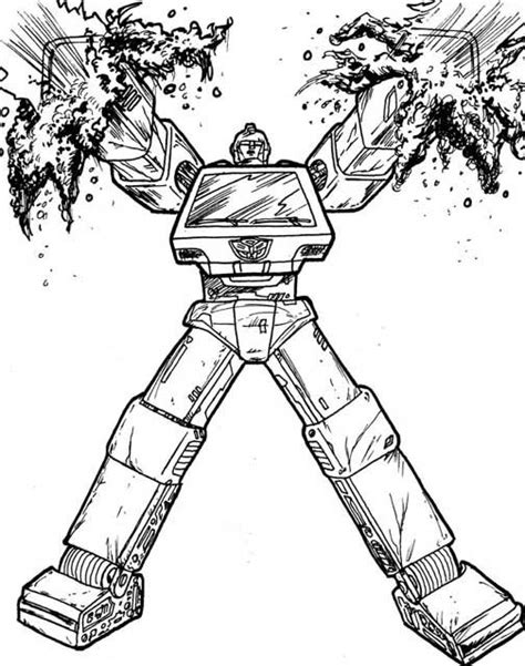 transformers coloring pages ratchet kid coloring and transformers on pinterest