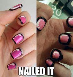 Nail Fail Stories