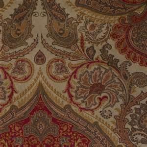 Interior Fabrics Rosabell Ruby Brownsugar Discount Designer Upholstery