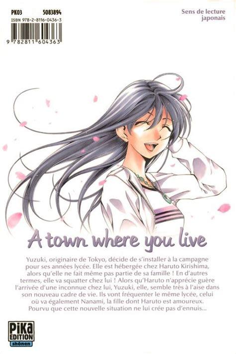 Town Where You Live 22 Oleh Kouji Seo a town where you live 1 tome 1