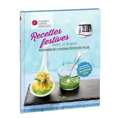 cuisine pdf livre recettes festives monsieur cuisine lidl pdf