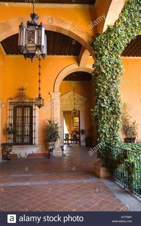colonial home interior mexico guanajuato colonial home interior wealthy silver