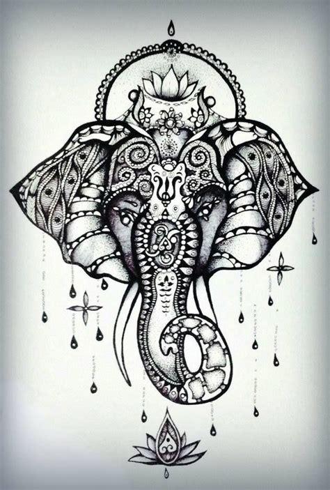 tattoo ganesha drawing ganesh tattoo google search tattoo ideas pinterest