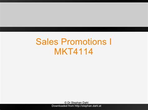 Sales Giveaways - sales promotions