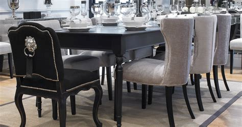 luxury dining room chairs designer dining room furniture modern luxury dining room