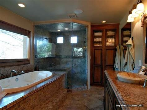 Glass Steam Room by Steam Shower Pictures Steam Shower Reviews Designs
