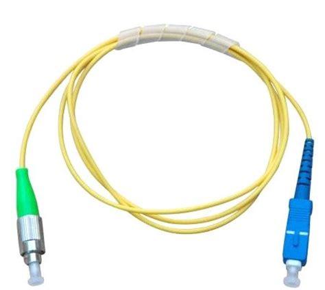Patch Cord Fc Upc Sc Apc 20m Sx Simplex Fo Fiber Optic Optik Patchcord fc apc sc upc singlemode simplex patchcord cable purchasing souring ecvv purchasing